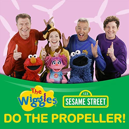 The Wiggles feat. Sesame Street