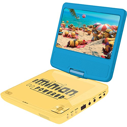 Lexibook - DVDP6DES - Despicable Me tragbarer DVD-Player