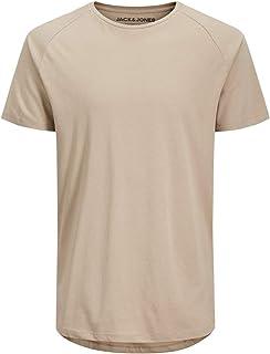 JACK & JONES Men's Jjecurved Tee Ss O-Neck Noos T-Shirt