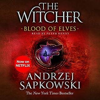 Blood of Elves Titelbild
