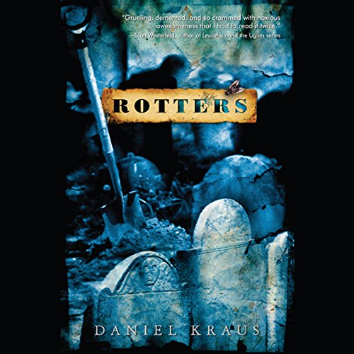 Rotters audiobook cover art