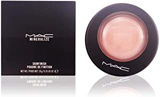 MAC Mineralize Skinfinish Warm Rose 10g Pastel pink with pink reflects LIMITED EDITION by MAC