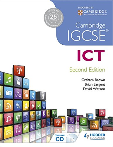 Cambridge IGCSE ICT 2nd Edition [Lingua inglese]