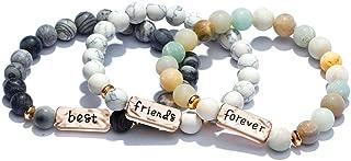 3 Packs of Best Friend Bracelets, 3 Best Friends, Friends Forever Best Bracelets