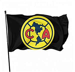 LNIUB ClubAmerica Division Outdoor Flags Home Flags Decorative Flag Polyester 3X5FT