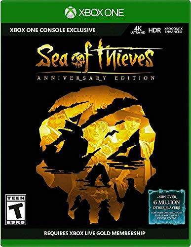 Sea of Thieves: Anniversary Edition - Xbox One