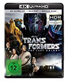 Transformers 5 - The Last Knight (4K UHD Blu-ray)