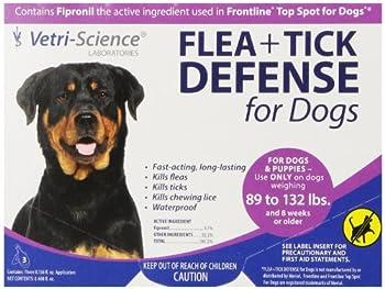 vetri science laboratories flea tick defense