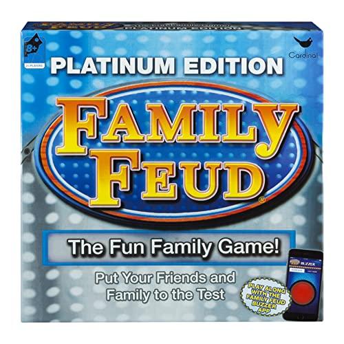 Platinum Family Feud Signature Game