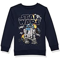Deals on Star Wars Boys Sweatshirt