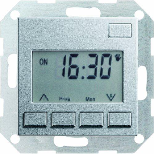 Gira 117526 Zeitschaltuhr Easy System 55, alu