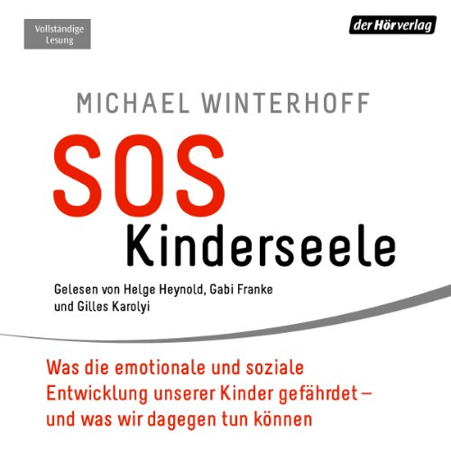 SOS Kinderseele audiobook cover art