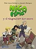 Nico, espía, y el ' ingenioso ' Cervantes (Castellano - A Partir De 8 Años - Personajes - Nico, Espía)