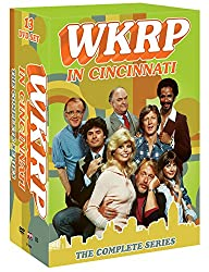 WKRP In Cincinnati Complete Series DVD Box Set