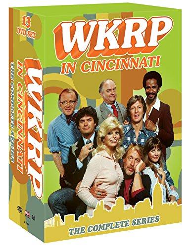 WKRP in Cincinnati: The Complete Series [DVD]