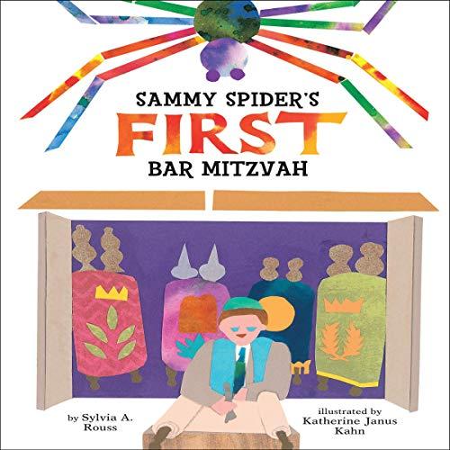 Sammy Spider's First Bar Mitzvah cover art