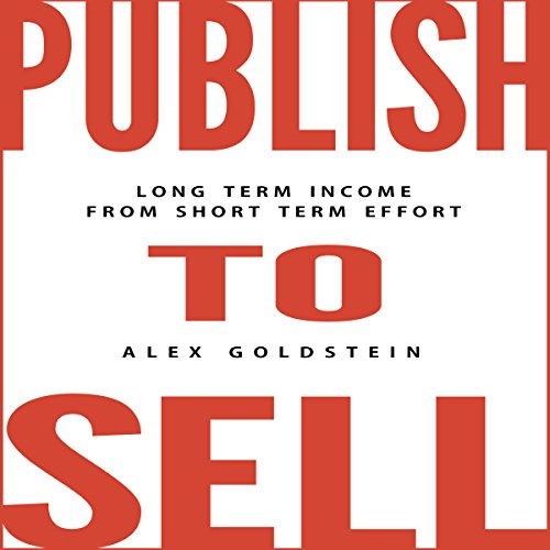 Publish to Sell cover art