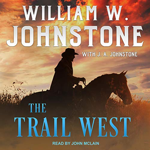 The Trail West audiobook cover art