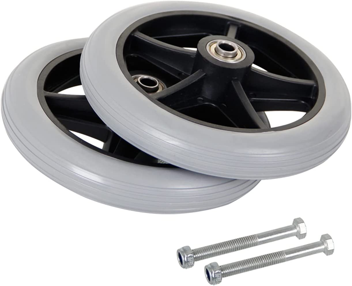 YFGYF Wheelchair Wheels 6 7 8 All stores are Max 60% OFF sold Caster Walker Disabled Front Inch