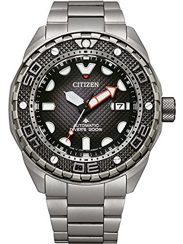 Citizen NB6004-83E Promaster Marine automatisch horloge 46 mm