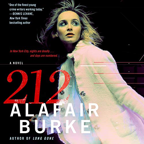 212: A Novel cover art