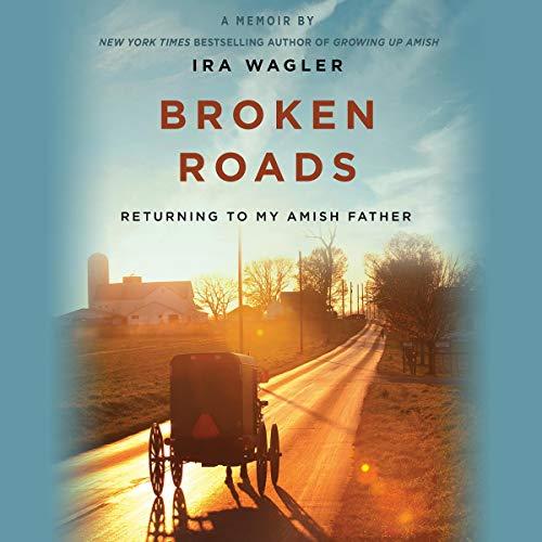 Page de couverture de Broken Roads