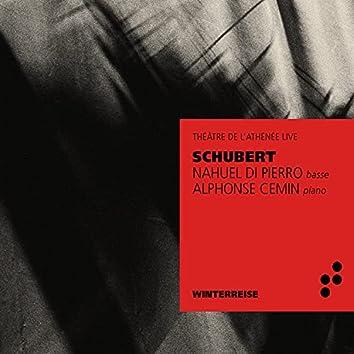Schubert: Winterreise (Live at Théâtre de l'Athénée, 2015)