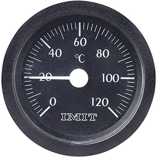 IMIT 100847 Kapillar-Einbau-Thermometer groß