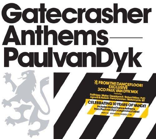 Gatecrasher Anthems: Paul Van Dyk