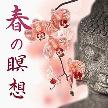 春の瞑想;リラックス・ ヒーリング音楽・環境の変化・ストレス解消