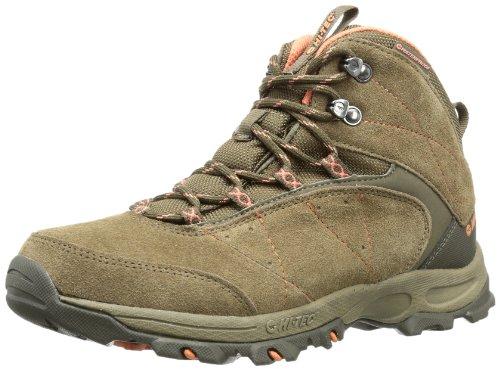 Hi Tec Arkansas WP W` HTO002314, Damen Trekking- & Wanderschuhe, Braun (Desert/Corals 041), EU 37 (UK 4) (US 6)