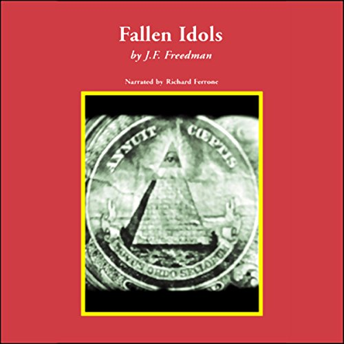 Fallen Idols audiobook cover art