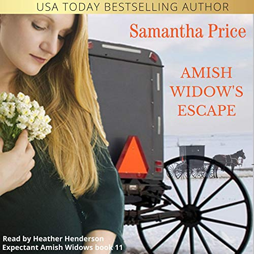 Amish Widows Escape Audiobook By Samantha Price cover art