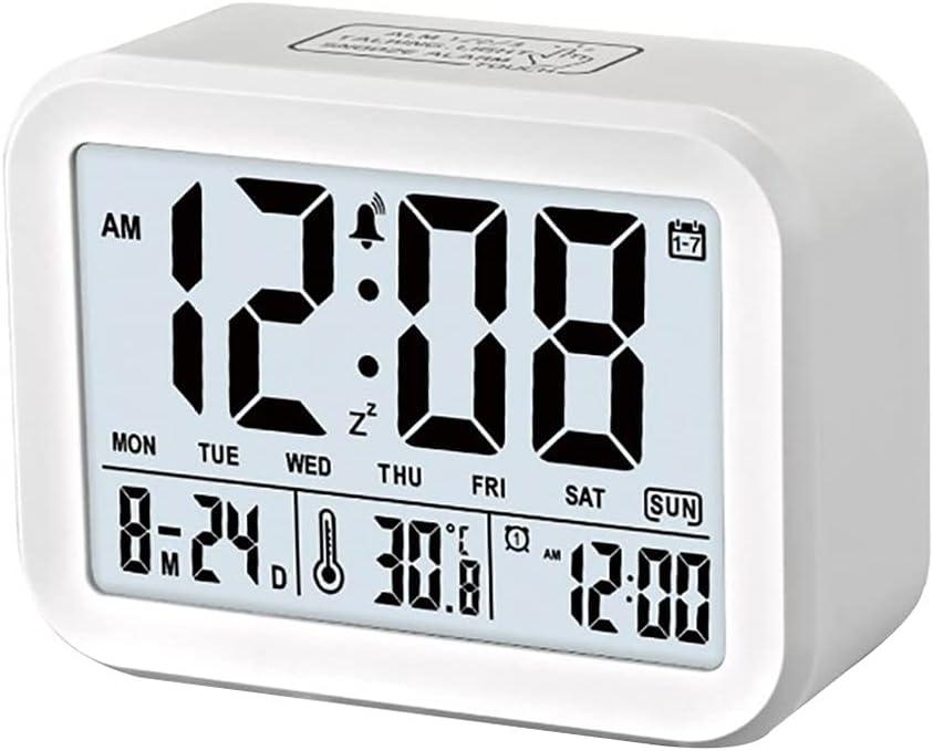 ZLBYB Modern Digital Special Campaign Japan Maker New Alarm Clock Ala Electric Led Display Snooze