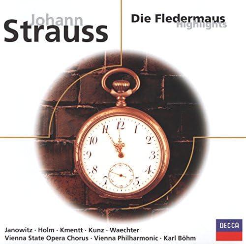 Gundula Janowitz, Renate Holm, Wolfgang Windgassen, Eberhard Wächter, Karl Böhm & Wiener Philharmoniker