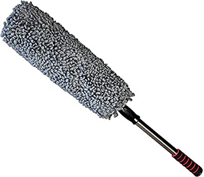 Ultra Premium Car Duster - Better Than The California Duster - Extendable Handle - Wax Free