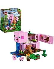 レゴ(LEGO) マインクラフト ブタのおうち 21170