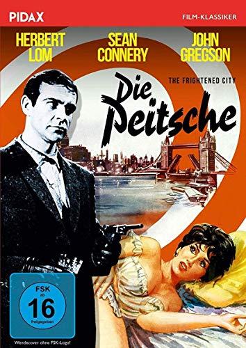 Die Peitsche (The Frightened City) / Spannungsgeladener Soho-Krimi mit Herbert Lom und Sean Connery (Pidax Film-Klassiker)