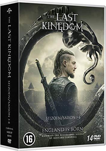 The Last Kingdom - Coffret Integrale Saison 1 + 2 + 3 + 4 (14 DVD Box Set)