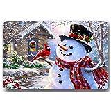 Felpudo Alfombra de baño alfombra Felpudo de bienvenida Navidad...