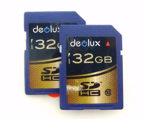 Trade Twin Pack 2 x 32GB Memory Card class 10 SD SDHC class 10 Ultra Fast Secure Digital Memory Card class 10 for Nikon Coolpix 500D, 5100, D3s, D40, D40x, D50, D60, D80, D90, D300S, D3000, D3100, D5000, D5100, D7000, Nikon 1 Series J1, V1, L5, L6, L7, L10, L11, L12, L14, L15, L16, L18, L19, L20, L21, L22, L23, L24, L26, L105, L110, L120, L810, P1, P2, P3, P4, P50, P60, P80, P90, P100, P300, P500, P510, P5000, P5100, P6000, P7000, P7100