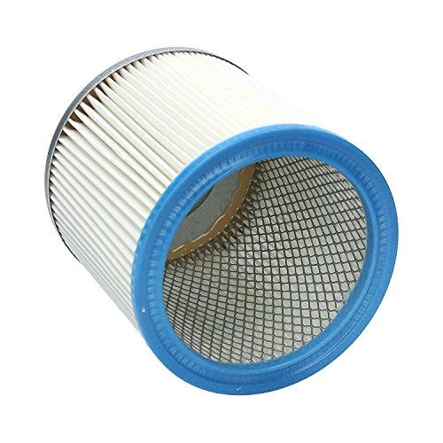 ✧WESSPER® Patronen Filter für Aquavac Herkules 1001 (Fur trockenen Eisatz)
