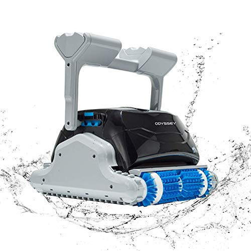 Dolphin Odyssey Commercial Robotic Pool Cleaner...