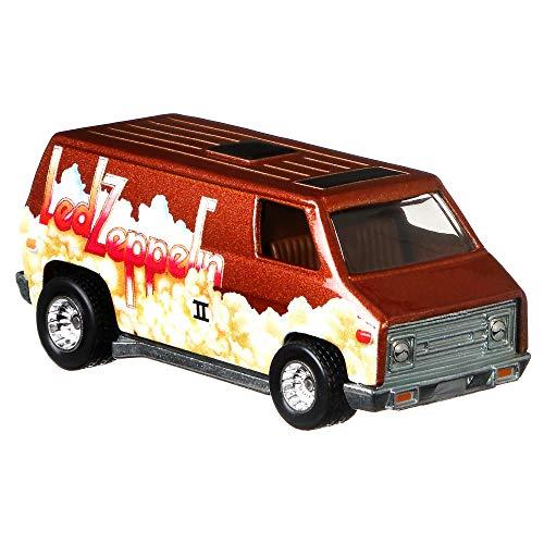 Hot Wheels Led Zepplin Van
