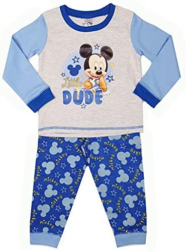 Pijama de Mickey Mouse para bebé con diseño de pato Donald