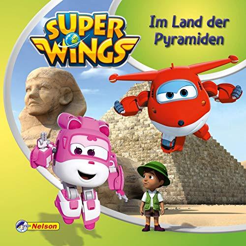 Maxi-Mini 50: Super Wings: Im Land der Pyramiden: Die Super Wings in Ägypten (Nelson Maxi-Mini)