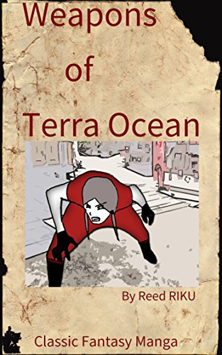 Weapons of Terra Ocean Vol 29: Shen's past (Weapons of Terra Ocean Manga Comic Edition Book 26) (English Edition)