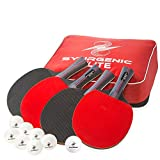 Synrgenic Table Tennis Paddle Se...