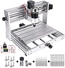 Upgraded 3018Pro-MAX CNC Metal Router Kit, Mcwdoit 200W Spindle Engraving Machine GRBL Control 3 Axis PCB Milling Machine Wood Router Engraver