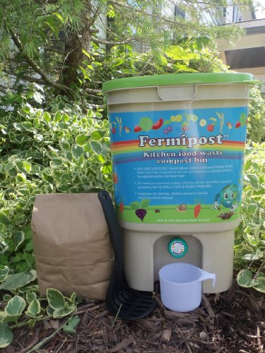For Sale! Fermipost Kitchen Food Waste Compost Bin (1)